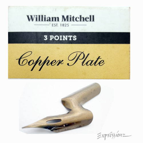 William Mitchell Calligraphy Copper Plate Nibs